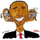 Obama-oreille